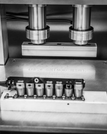 solenoidid, mehaatroonika plokk, hüdraulika plokk